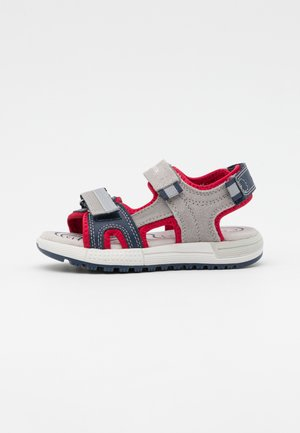 ALBEN BOY - Walking sandals - grey