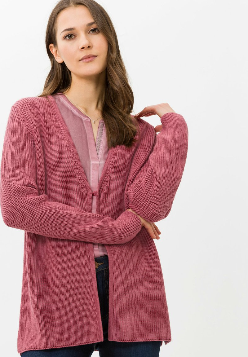 BRAX - STYLE ANIQUE - Cardigan - pink