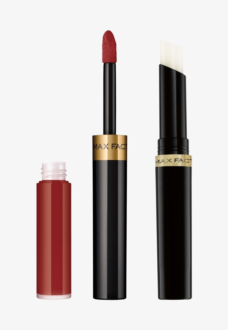 Max Factor - LIPFINITY - Liquid lipstick - 110 passionate