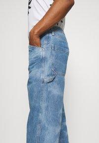 Levi's® - CARPENTER - Jeans baggy - antifreeze - 3