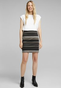 Esprit - Mini skirt - black - 1