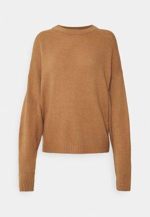 SLEEVE FOCUS - Pullover - brown