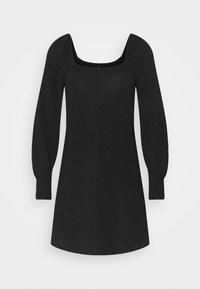 VMISABELE SHORT DRESS  - Day dress - black