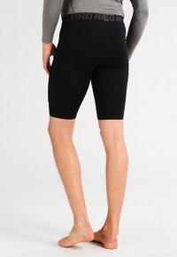 Nike Performance - PRO LONG - Underkläder - black/anthracite/white - 2