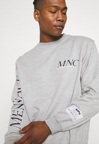 Mennace - Sweatshirt - light grey - 3