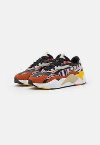 Puma - RS-X³ W.CATS - Sneakers laag - black/rust - 2