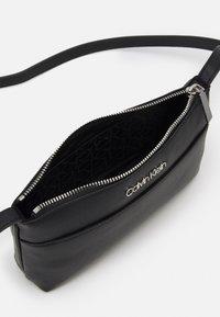 Calvin Klein - XBODY - Torba na ramię - black - 2