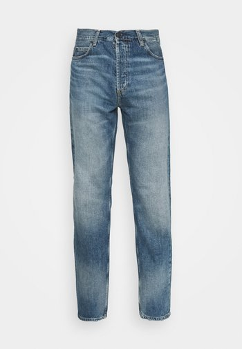 MARLOW PANT EDGEWOOD - Straight leg jeans - blue mid