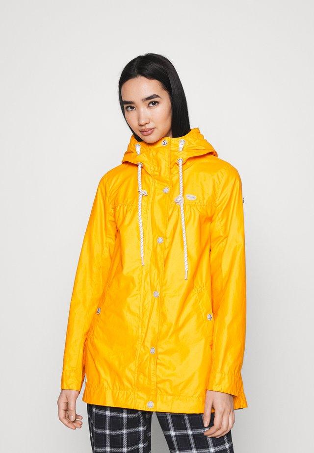 NYJA - Short coat - yellow