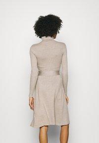 Anna Field - Jumper dress - tan - 2