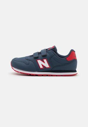 GV500NRT - Sneakers laag - navy/red