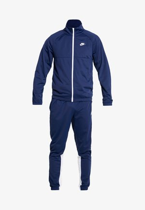 SUIT - Træningssæt - midnight navy/white