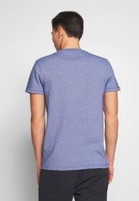 Superdry - VINTAGE CREW - Basic T-shirt - cobalt - 2