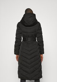 Guess - SOFIA LONG JACKET - Down coat - jet black - 3