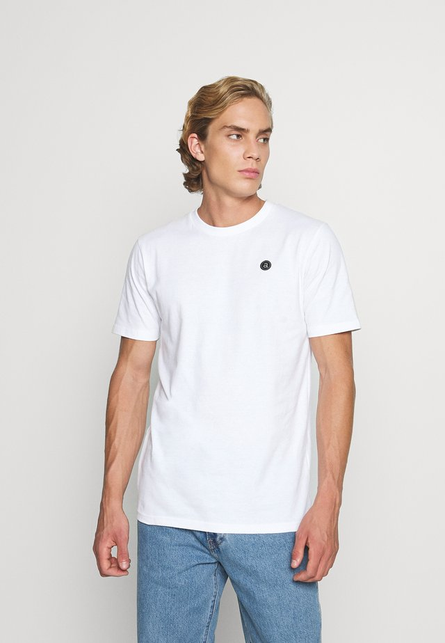 AKROD - T-shirt basic - white