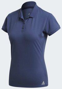 adidas Performance - CLUB POLO SHIRT - Polo shirt - blue - 11