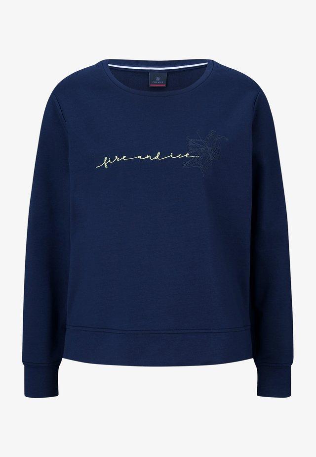 RONDA - Sweatshirt - navy blau