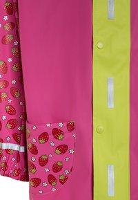 Playshoes - Waterproof jacket - pink - 3
