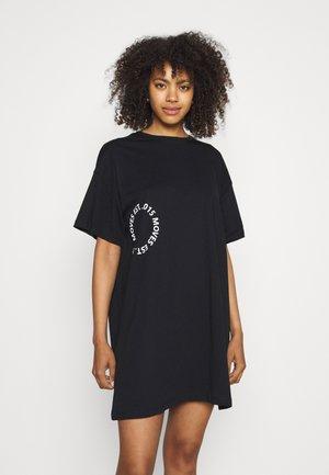 SARALI - Print T-shirt - black