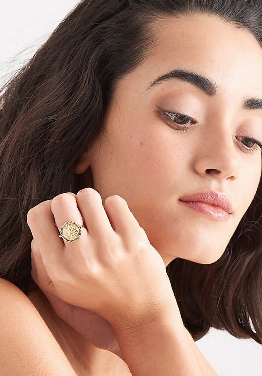 Ania Haie - Ring - gold