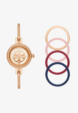 THE REVA - Hodinky - rose gold-coloured