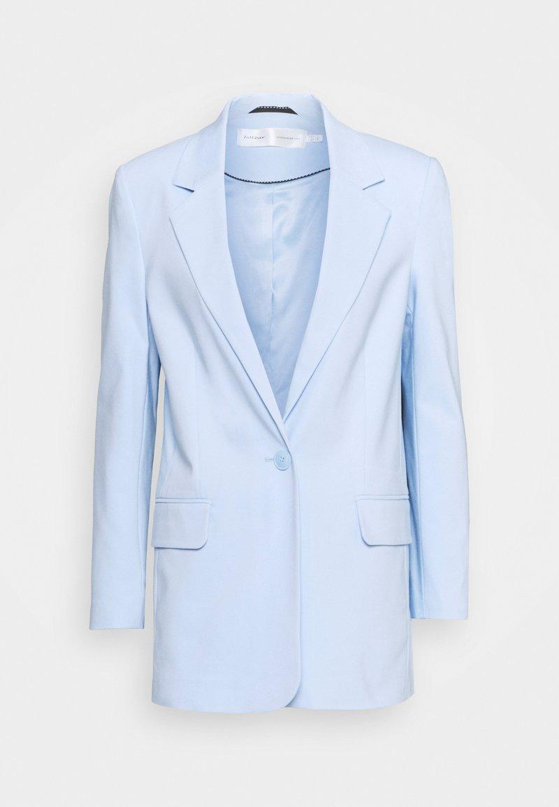 InWear - ZELLA LONG  - Krátký kabát - bleached blue