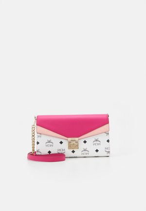 MILLIE BLOCK - Clutch - pink peacock