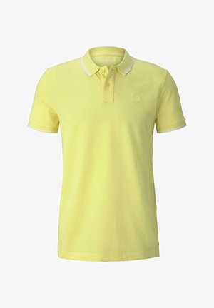 Polo shirt - canary light