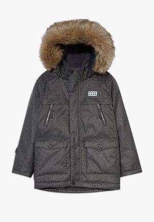 LWJOSHUA 725 - Snowboard jacket - grey melange