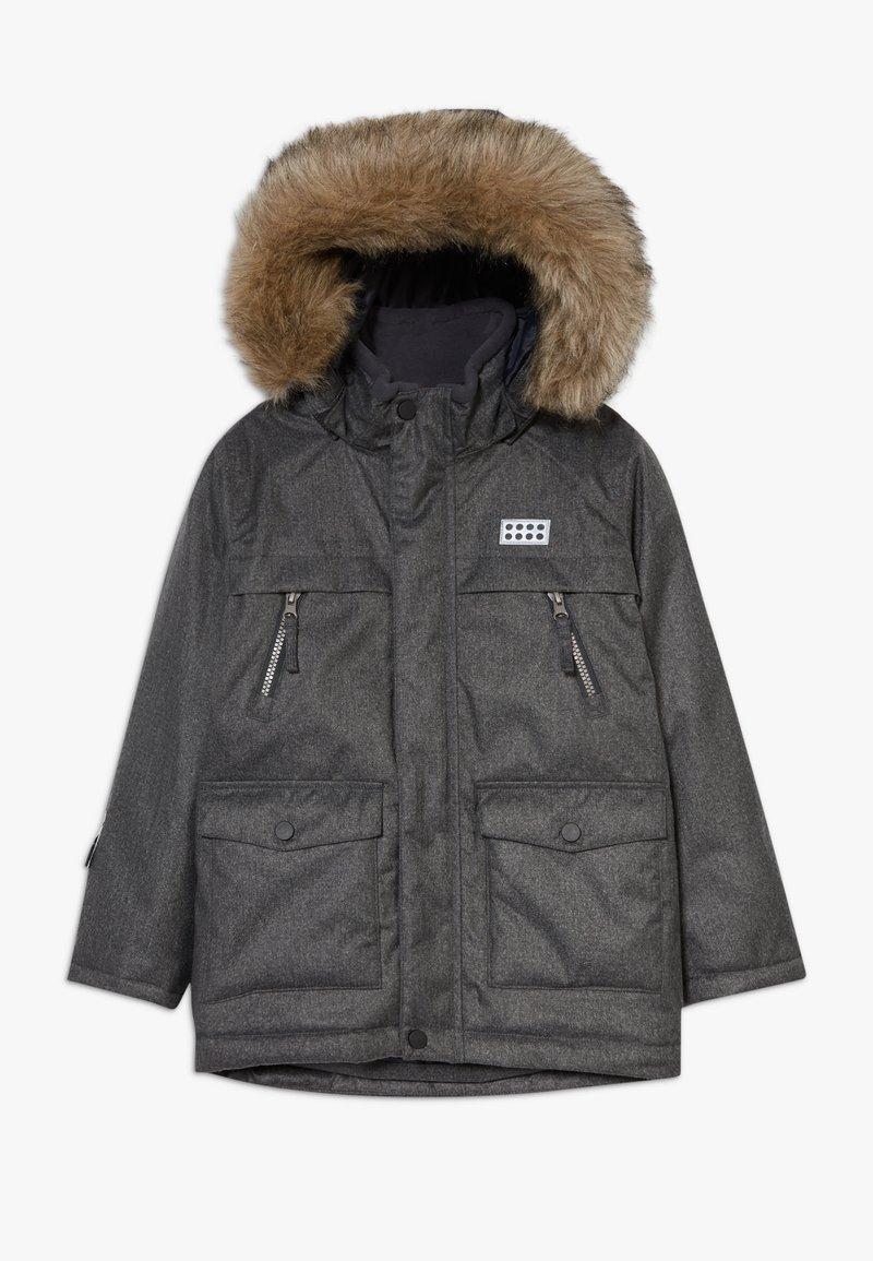 LEGO Wear - LWJOSHUA 725 - Snowboard jacket - grey melange