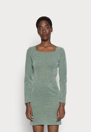 KASOFIA DRESS - Etui-jurk - dusty jade