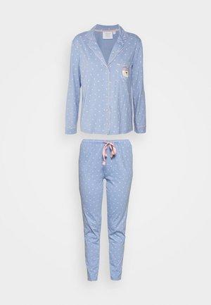 SLEEPING - Pyjamas - blue