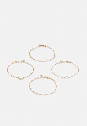 PCMIMO BRACELET KEY 4 PACK - Bracelet - gold-coloured