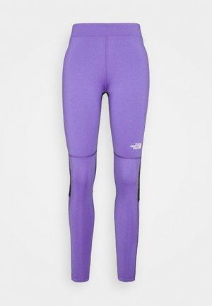 TIGHT - Leggings - Trousers - pop purple