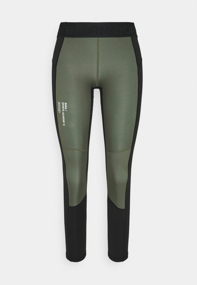SPORTS ACADEMY  - Legging - ivy green