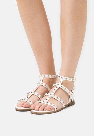 Sandals - soft bianco