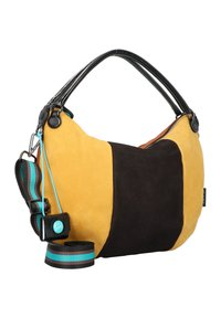 Gabs - STAR  - Handbag - black-cognac-saffron - 2