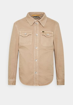 GET - Denim jacket - beige