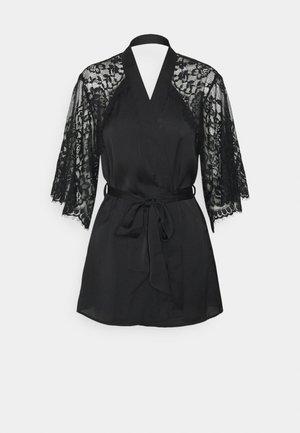 KIMONO JENNIFER - Dressing gown - black