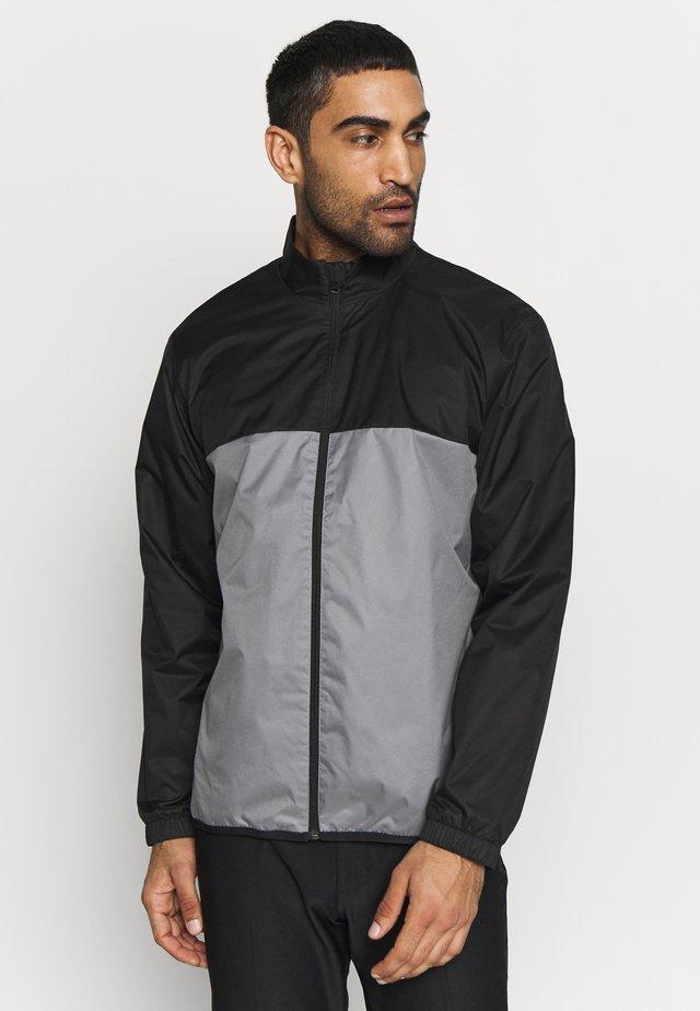 ADI PROV JACKET - Waterproof jacket - black