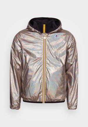JAQUES PLUS DOUBLE UNISEX - Summer jacket - bronze