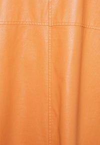 EDITED - CHARLOTTE DRESS - Shirt dress - orange - 2