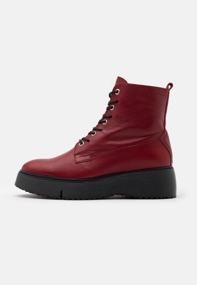Platform ankle boots - rubi