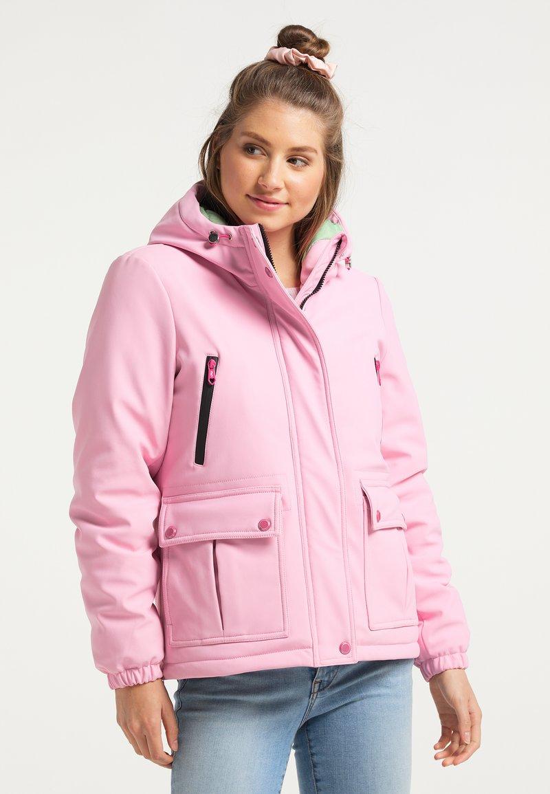 myMo - Winter jacket - rosa