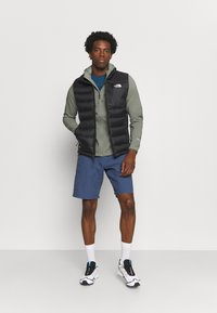 The North Face - NIMBLE HOODIE - Soft shell jacket - agave green - 1