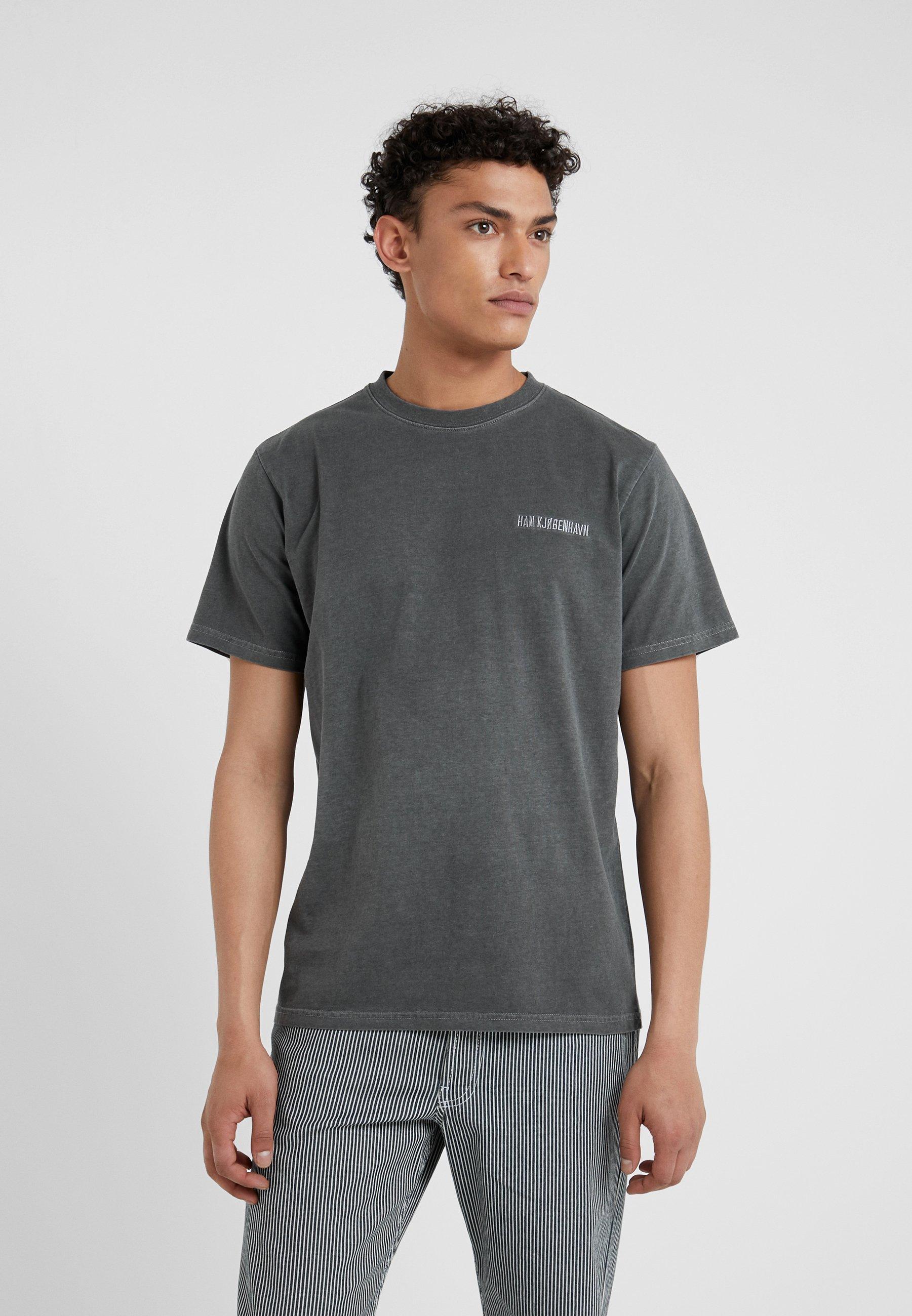 Men CASUAL TEE - Basic T-shirt