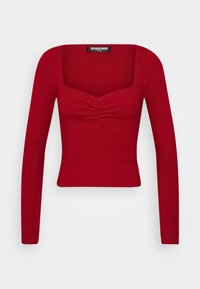 Fashion Union - JESSICA - Pullover - red - 4