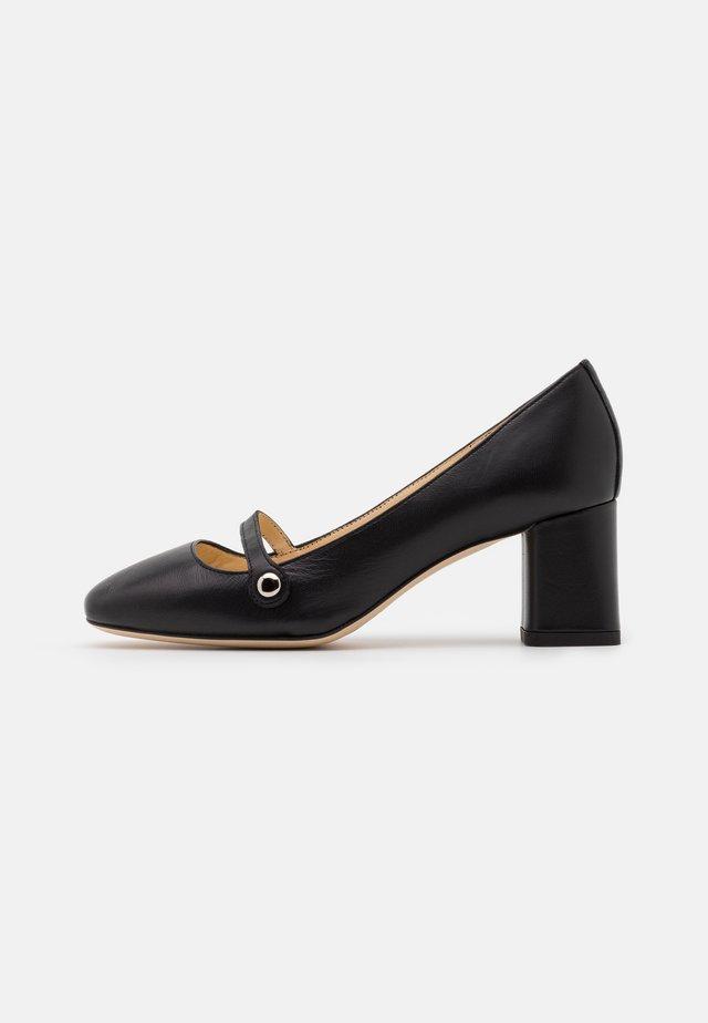 PRIELLE - Klassieke pumps - noir