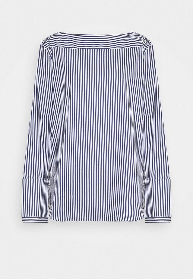 KEAS - Bluse - dunkelblau