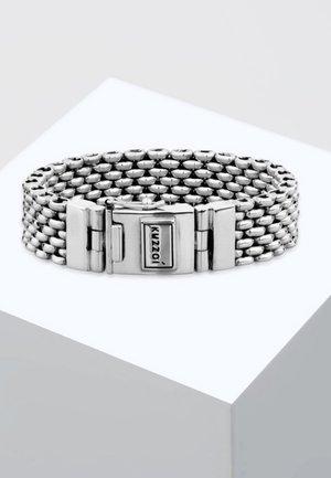 CHUNKY - Armband - silver-coloured